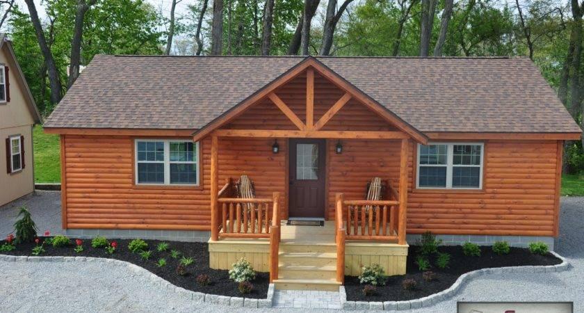Valley Modular Log Cabin Cabins