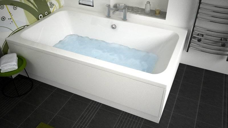 Vernwy Jumbo Double Ended Bath Buy