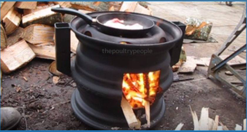 Video Cook Your Meals Outdoors Just Keep Warm