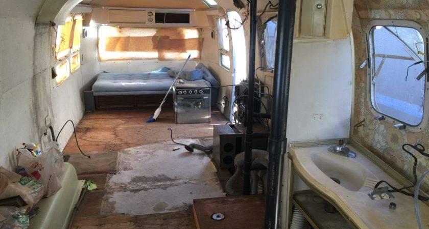 Vintage Airstream Renovation Week