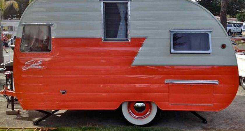 Vintage Canned Ham Camper Trailer Project Vanchitecture