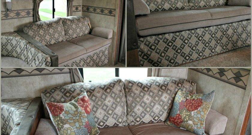 Vintage Dutch Girl Travel Trailer Makeover Part