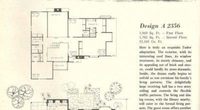 Vintage House Plan Plans Homes