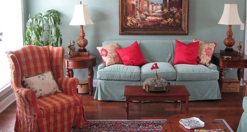 Vintage Living Room Paint Colors