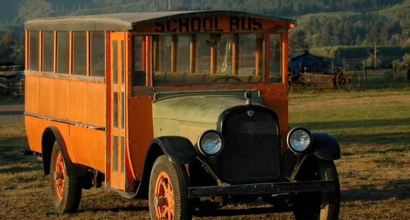 Vintage School Bus Imgkid