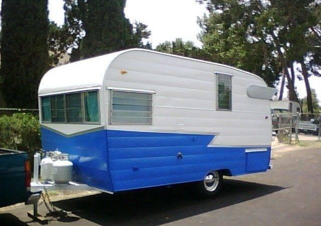 Vintage Shasta Campers