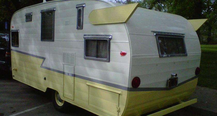 Vintage Shasta Glamper Campers Pinterest
