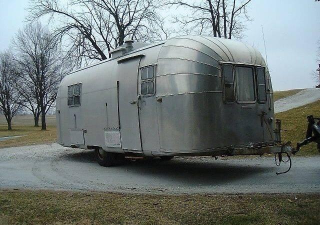 Vintage Trailers Imagaes Campers