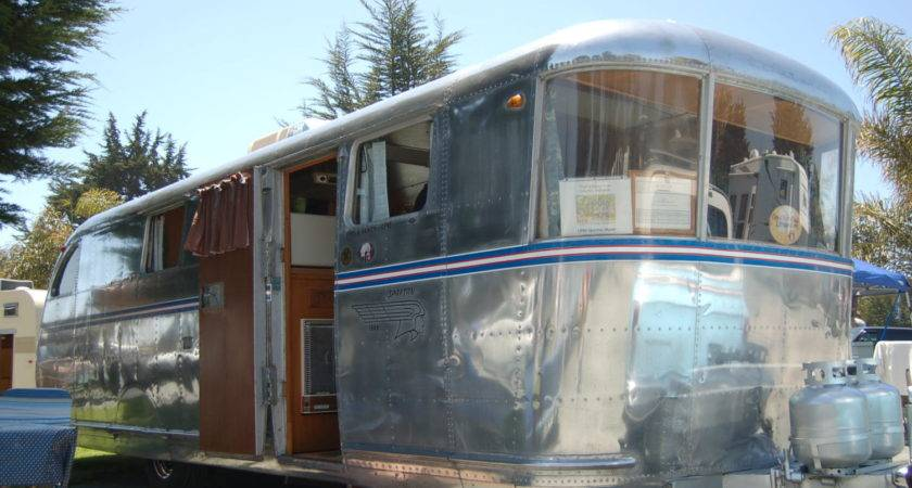 Vintage Trailers Pinterest Canned