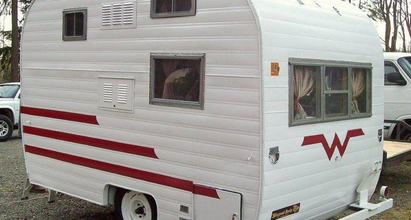 Vintage Travel Trailers March