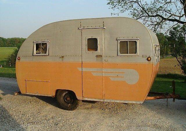 Vintagecampers Vintage Campers Trailers