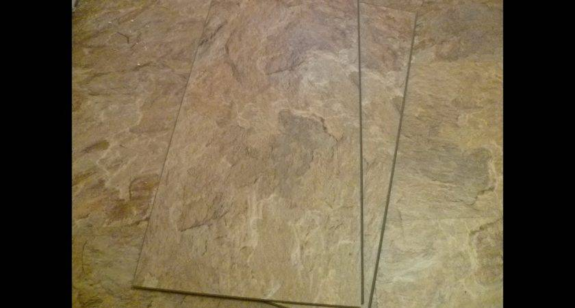 Vinyl Plank Flooring Review Snap Together Youtube