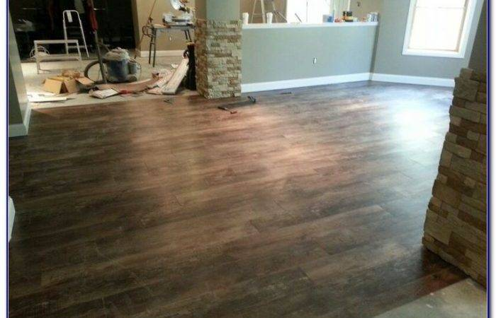 Vinyl Plank Snap Together Flooring Home