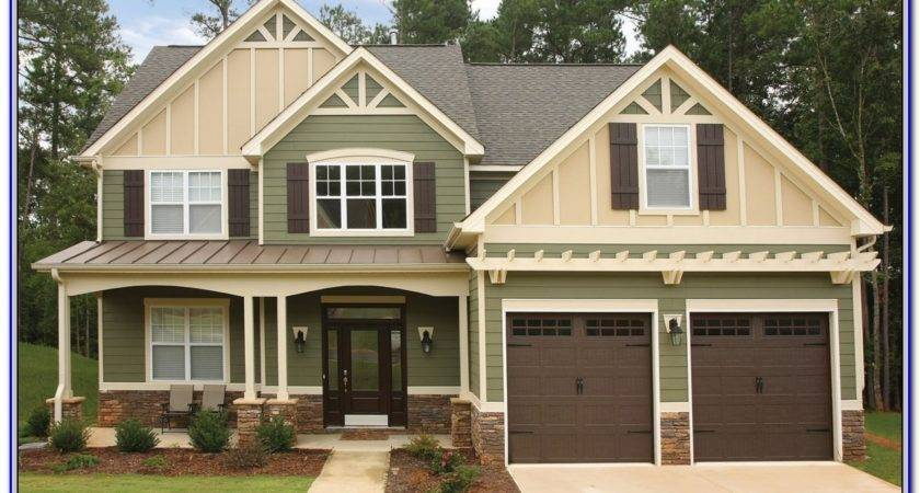 Vinyl Siding Colors Varriegated