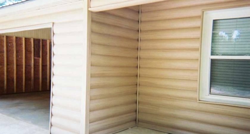 Vinyl Siding Looks Like Wood Porch Home Ideas