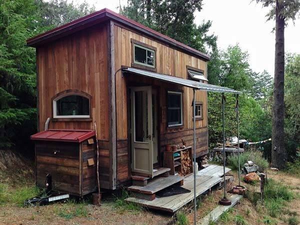 Visiting Colin Coastal Cabin