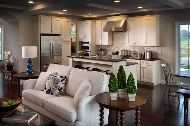 Walden Model Home Traditional Kitchen Other Metro