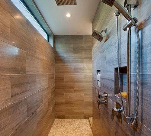 Walk Shower Home Design Ideas Remodel Decor