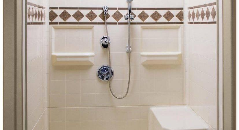 Walk Showers Mobile Homes