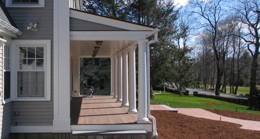 Walters Design Studio Architecture Federal Front Porch