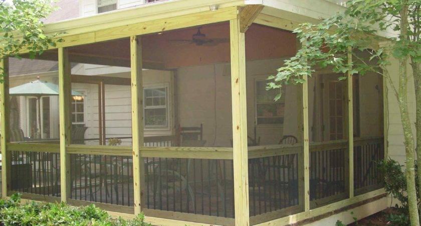 Want Convert Your Deck Porch Suburban Boston