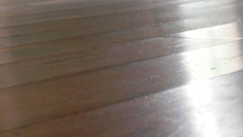 Warped Hardwood