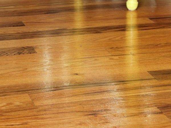 Warped Laminate Floor Water Damage Wood Floors