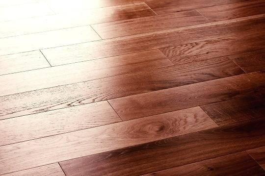 Warped Wood Floor Novic