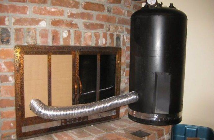Water Heater Hack Make Wooden Stove Out