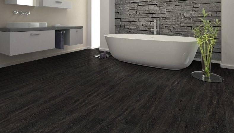 Waterproof Bathroom Flooring Options Ideas