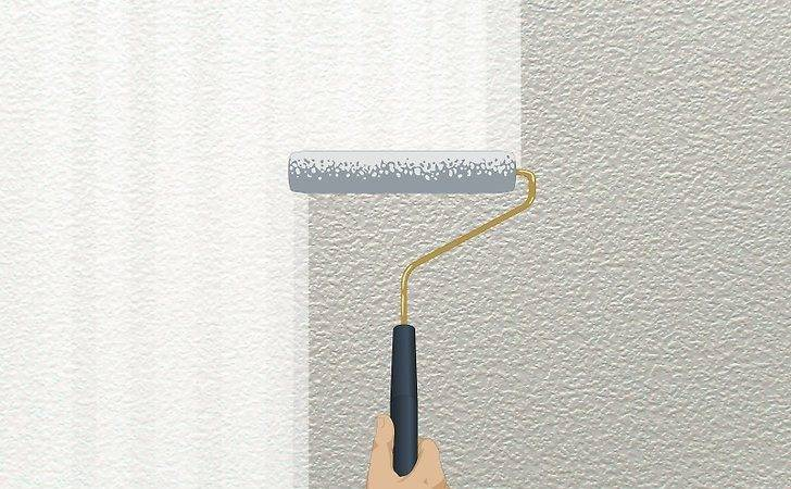 Ways Texture Drywall Wikihow