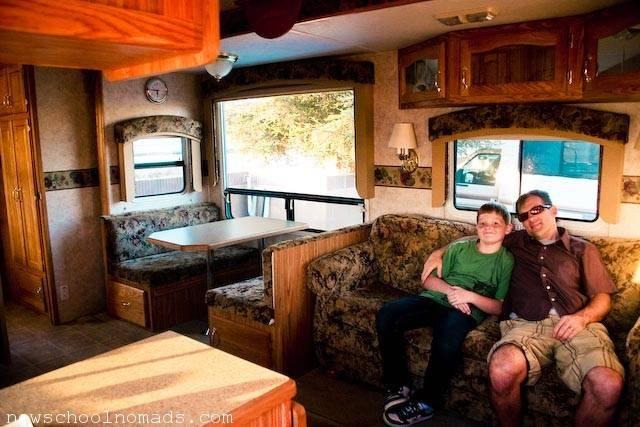 Wheel Living Room Newschool Nomads