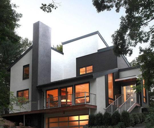 Wheeler Residence Contemporary Exterior New York