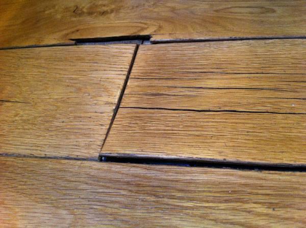 Why Has Hardwood Floor Warped Wood Flooring Guide