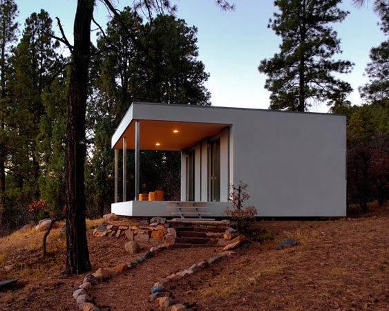Williams Minimalist Cabin