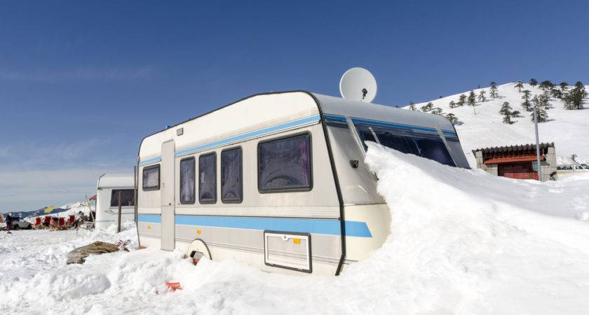 Winterize Mobile Home Fall Time