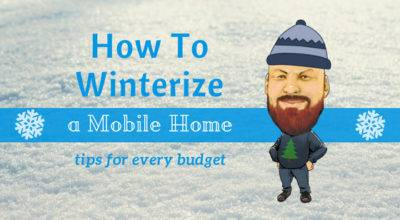 Winterize Mobile Home Tips Every Budget