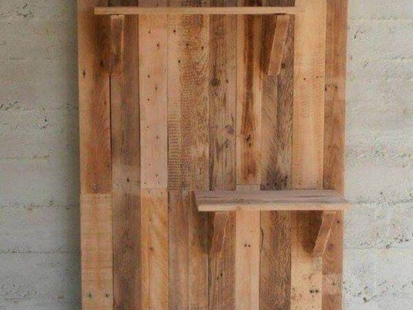 Wonderful Diy Wooden Pallet Shelf Ideas Pallets