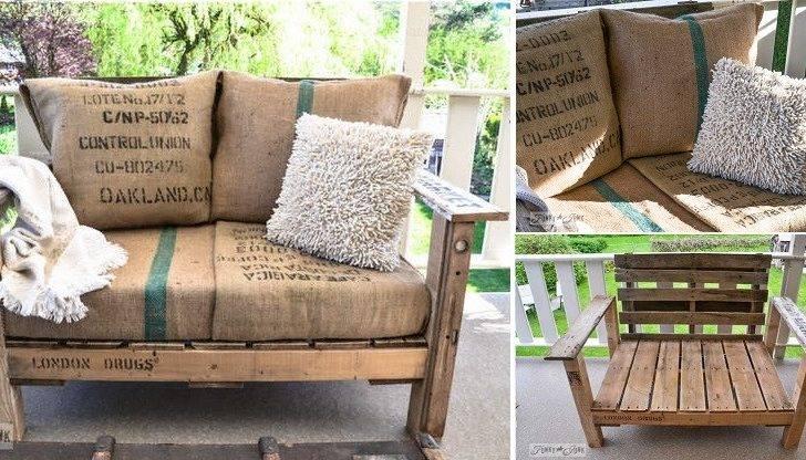 Wonderful Pallet Furniture Ideas Tutorials