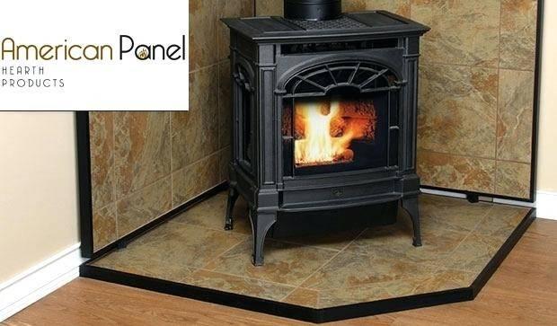 Wood Burning Stove Wall Protection Tor