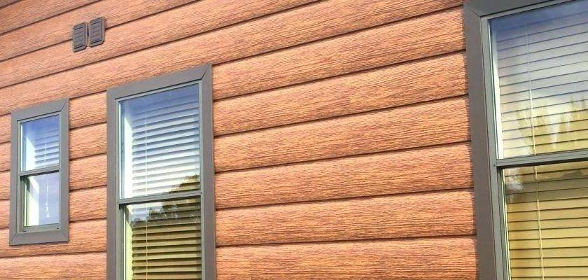 Wood Look Vinyl Siding Salmaun