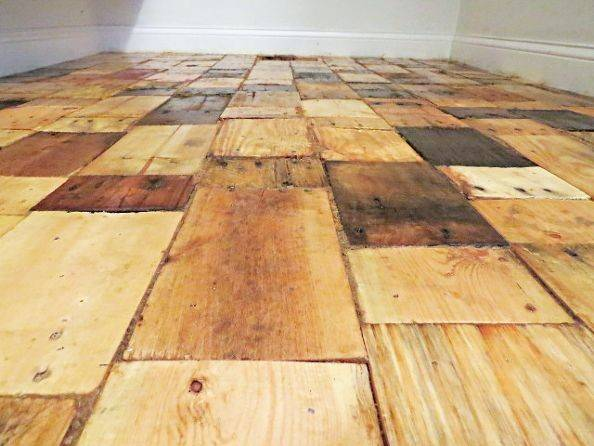 Wood Pallet Flooring Diy Quotes