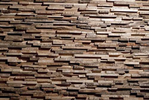 Wood Pallet Wall Inspirations Your Living Space