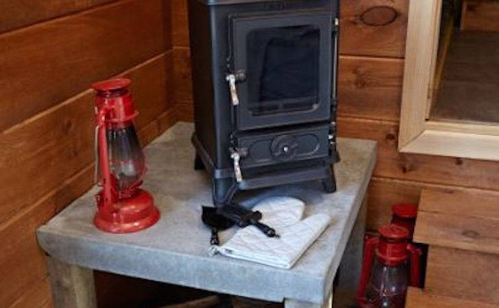 Wood Paneled Tiny House Built Gooseneck Trailer