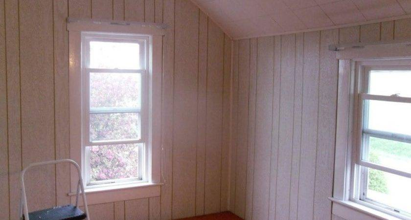 Wood Paneling Painting Lowes Best House Design