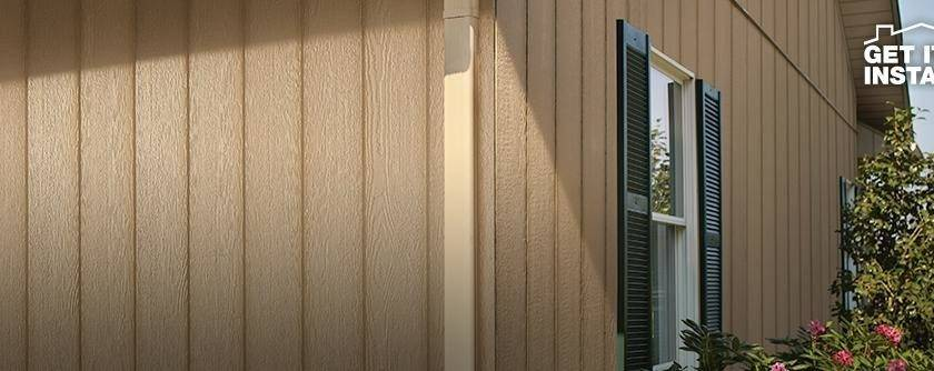 Wood Siding Vertical Installation