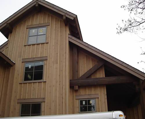 Wood Source Cedar Board Batten Siding Specialty