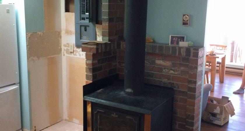 Wood Stove Heat Shield Ideas Victoria Flue Guru