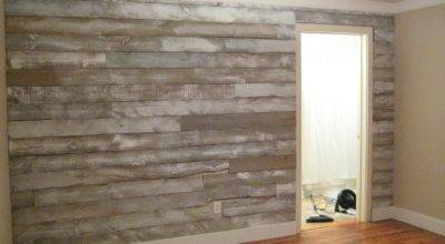 Wood Wall Covering Ideas Homesfeed