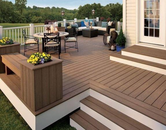 Woodwork Simple Deck Ideas Pdf